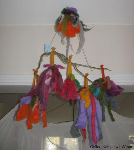 Christmas Sea Tree decoration, 25 DKK/piece (125 DKK all)
