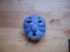 Filt demon, ca.6cm cm, 100 DKK, 2009