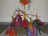 Christmas Sea Tree decoration, 25 DKK/piece (125 DKK all)