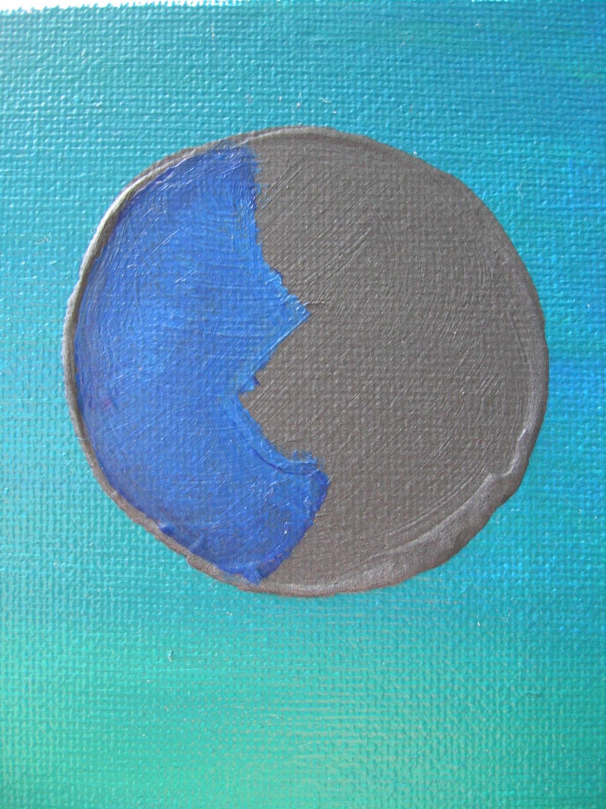 Niechciana 20x20 cm, 300 DKK, 2011